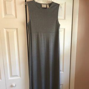 Emma James L Gray Dress